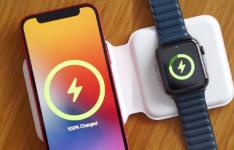 苹果最近发布了他们的新款MagSafeDuo充电器