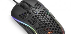 Sharkoon本周推出了一款新的轻量级游戏鼠标名称为Light2S