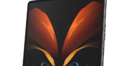 三星GalaxyZFold3智能手机可能配备更小的4380mAh电池