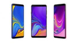 三星GalaxyA9智能手机正式配备后方四摄