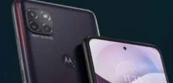 有传言说摩托罗拉正准备为大众推出新的摩托罗拉G系列智能手机