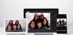 谷歌发布新发布设备的促销视频