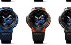 卡西欧表示其ProTekWearOS智能手表可能会持续一个月
