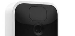 眨眼户内和室外摄像头可保证长达四年的电池寿命