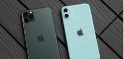 iPhone11的受欢迎程度在赢得了苹果双位数的增长