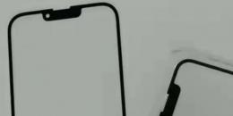 这是iPhone 13上较小的Notch外观