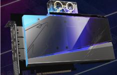 图形卡技嘉本周推出了新的GeForceRTX30系列WATERFORCE图形卡