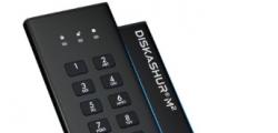 iStorage磁盘AshurM2便携式硬件加密固态硬盘从129英镑起