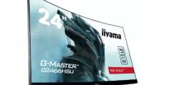 新款饭山GMaster弯曲红鹰显示器发布