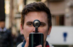 LyfieEye200声称是世界上最小的VR相机