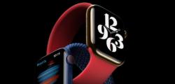 苹果WatchSeries6配备了新的血氧传感器等
