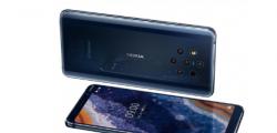 诺基亚可能正在开发一款具有五镜头摄像头模块和QHD+120Hz显示屏的新手机