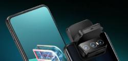 似乎华硕Zenfone8智能手机不会配备可翻转式相机