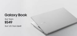 三星GalaxyBook系列发布第11代IntelCoreCPU价格从约RM2250起