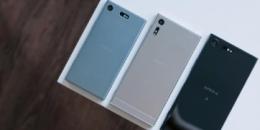 索尼推出带有120度自拍摄像头的新型Xperia智能手机