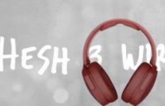 SkullCandy推出可折叠的新型Hesh3无线耳机