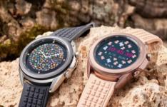 三星与Tous推出特别版GalaxyWatch3手表