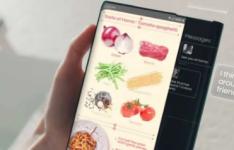 三星的首款可卷曲手机将于明年上市