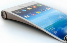 三星商标其第一代可卷曲手机的产品名称可能是