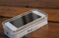 泄漏暗示苹果可能很快就会发布新的iPodTouch