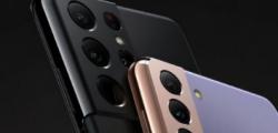 三星正在将三星其GalaxyS21Ultra与苹果的iPhone12ProMax进行比较