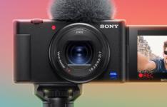 索尼的新ZV1可能是YouTubevlogger的理想相机
