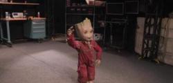 迪士尼ProjectKiwi机器人让Groot孩子栩栩如生