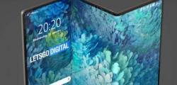 GalaxyZFold商标确认可折叠平板电脑
