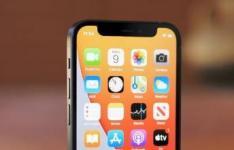 苹果 iOS iPhone 12 mini 智能手机评测